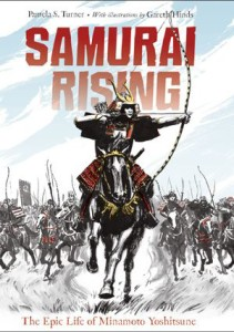 Samurai Rising by Gareth Hinds