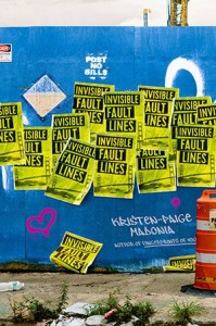 Invisible Fault Lines by Kristen-Paige Madonia