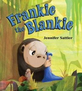 Frankie the Blankie by Jennifer Sattler