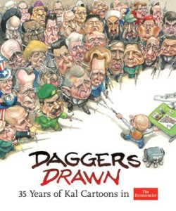 Daggers Drawn by Kevin Kellaugher (KAL)