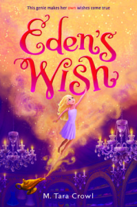 Eden's Wish by M. Tara Crowl