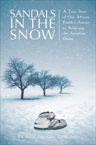 Sandals in the Snow by Dr. Rose Ihedigbo