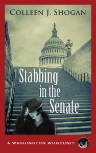 Stabbing in the Senate by Colleen J. Shogan
