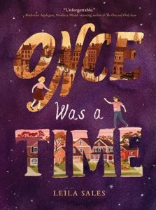 Once Was a Time by Leila Sales
