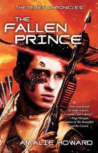 The Fallen Prince by Amalie Howard