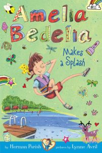 Amelia Bedelia Makes A Splash by Herman Parish