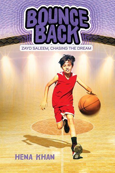 ... author of Amina s Voice comes the third book in an exciting middle  grade series about a scrawny fourth-grader with big dreams of basketball  stardom. b5f8c9cf149