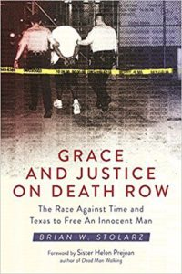 Grace and Justice on Death Row by Brian Stolarz