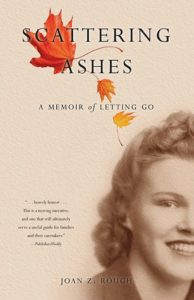 Scattering Ashes by Joan Z. Rough
